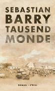 Cover-Bild zu Tausend Monde (eBook) von Barry, Sebastian