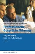 Cover-Bild zu Professionelle Gesprächsführung von Weisbach, Christian-Rainer