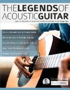 Cover-Bild zu Ryan, Stuart: The Legends of Acoustic Guitar: Learn to play guitar in the style of the world's greatest singer-songwriters