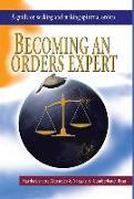 Cover-Bild zu Alexander, Martha: Becoming an Orders Expert