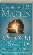 Cover-Bild zu Martin, George R. R.: A Storm of Swords 1. Steel and Snow