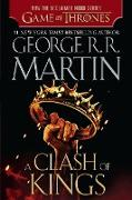 Cover-Bild zu Martin, George R. R.: A Clash of Kings (HBO Tie-in Edition)