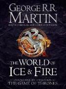 Cover-Bild zu Martin, George R. R.: The World of Ice and Fire