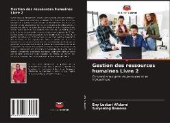 Cover-Bild zu Widarni, Eny Lestari: Gestion des ressources humaines Livre 2