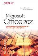Cover-Bild zu Microsoft Office 2021 - Das Handbuch von Haselier, Rainer G.