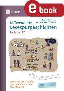 Cover-Bild zu Differenzierte Lesespurgeschichten Religion 5-6 (eBook) von Blomann, Sandra