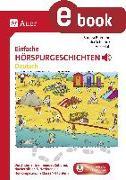 Cover-Bild zu Einfache Hörspurgeschichten Deutsch (eBook) von Blomann, Sandra