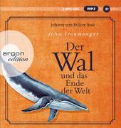 Cover-Bild zu Ironmonger, John: Der Wal und das Ende der Welt
