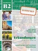 Cover-Bild zu Erkundungen B2. Kompakt. Integriertes Kurs- und Arbeitsbuch von Buscha, Anne