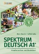 Cover-Bild zu Spektrum Deutsch A1+: Teilband 1 von Buscha, Anne