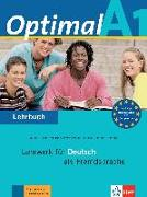 Cover-Bild zu Optimal A1. Lehrbuch von Müller, Martin