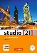 Cover-Bild zu studio 21 A1. Gesamtband. Das Deutschbuch. Kurs- und Übungsbuch mit DVD-ROM von Funk, Hermann