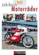 Cover-Bild zu Jahrbuch Motorräder 2021