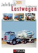 Cover-Bild zu Jahrbuch Lastwagen 2021