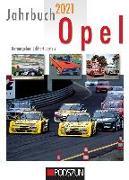 Cover-Bild zu Jahrbuch Opel 2021 von Bartels, Eckhart (Hrsg.)