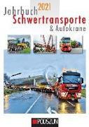 Cover-Bild zu Jahrbuch Schwertransporte & Autokrane 2021