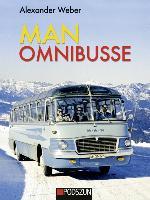 Cover-Bild zu MAN Omnibusse von Weber, Alexander