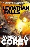 Leviathan Falls von Corey, James S. A.
