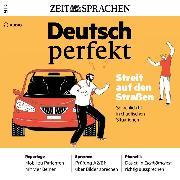 Cover-Bild zu Deutsch lernen Audio - Streit auf den Straßen (Audio Download) von Begisheva, Alia