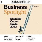 Cover-Bild zu Business-Englisch lernen Audio - Unentbehrlicher Karriereführer 2022 (Audio Download) von McMaster, Ian