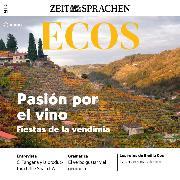 Cover-Bild zu Spanisch lernen Audio - Leidenschaft im Glas (Audio Download) von Jimenez, Covadonga