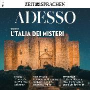 Cover-Bild zu Italienisch lernen Audio - Geheimnisvolles Italien (Audio Download) von Giuratrabocchetti, Eliana