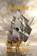 Cover-Bild zu Lofting, Hugh: The Voyages of Doctor Dolittle (eBook)