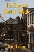 Cover-Bild zu Lofting, Hugh: The Story of Doctor Dolittle (eBook)