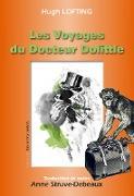 Cover-Bild zu Lofting, Hugh: Les Voyages du Docteur Dolittle (eBook)