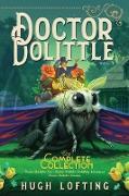 Cover-Bild zu Lofting, Hugh: Doctor Dolittle The Complete Collection, Vol. 3 (eBook)