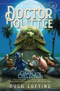 Cover-Bild zu Lofting, Hugh: Doctor Dolittle The Complete Collection, Vol. 4 (eBook)