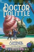 Cover-Bild zu Lofting, Hugh: Doctor Dolittle The Complete Collection, Vol. 1 (eBook)