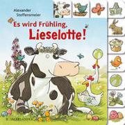 Cover-Bild zu Steffensmeier, Alexander: Es wird Frühling, Lieselotte