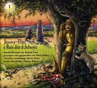 Cover-Bild zu Jimmy-Flitz e Reis dür d'Schwyz 1 von Zoss, Roland