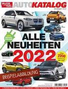 Cover-Bild zu Auto-Katalog 2022