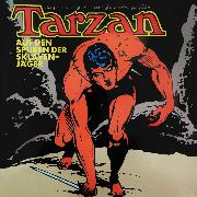 Cover-Bild zu eBook Tarzan, Folge 7: Auf den Spuren der Sklavenjäger