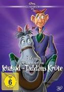 Cover-Bild zu Geronimi, Clyde (Reg.): Die Abenteuer von Ichabob und Taddäus Kröte - Disney Classics 10
