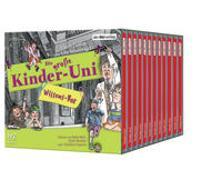 Cover-Bild zu Die große Kinder-Uni Wissens-Box von Janßen, Ulrich