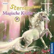Cover-Bild zu Sternenschweif (Folge 21) - Magische Kräfte (Audio-CD) von Chapman, Linda