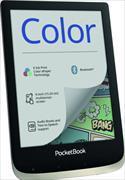 Pocketbook Color, Farbe nickel