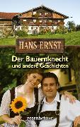 Cover-Bild zu Der Bauernknecht und andere Geschichten (eBook) von Ernst, Hans