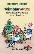Cover-Bild zu Weihnachtswunsch (eBook) von Schneider, Hans-Peter