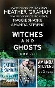 Cover-Bild zu Stevens, Amanda: Witches and Ghosts Box Set/The Unspoken/Mark of the Witch/The R (eBook)