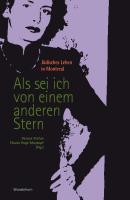 Cover-Bild zu Stefan, Verena: Als sei ich von einem anderen Stern