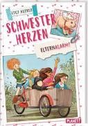 Cover-Bild zu Astner, Lucy: Schwesterherzen 4: Elternalarm!