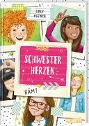 Cover-Bild zu Astner, Lucy: Schwesterherzen 1: Eine für alle, alle für DICH!