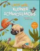 Cover-Bild zu Astner, Lucy: Lach mal, kleiner Schmollmops