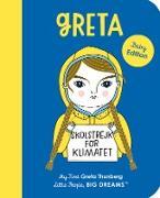 Cover-Bild zu Sanchez Vegara, Maria Isabel: Greta Thunberg (eBook)