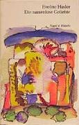 Cover-Bild zu Die namenlose Geliebte von Hasler, Eveline