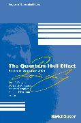 Cover-Bild zu The Quantum Hall Effect (eBook)